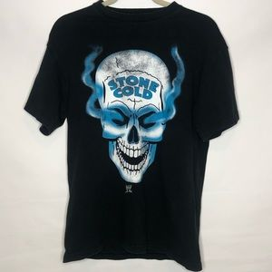 WWE Stone Cold Steve Austin Shirt Men sz. Medium
